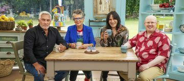 Channel 4 The Great British Bake Off