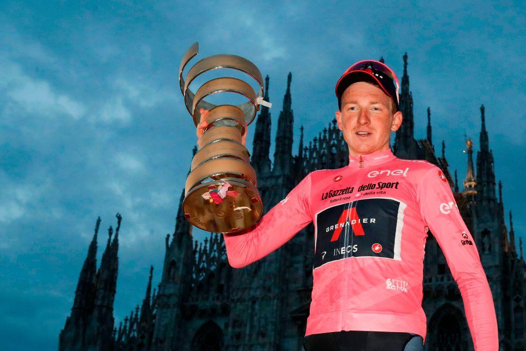Tao Geoghegan Hart: Will Giro d'Italia win spark new British Cycling boom?