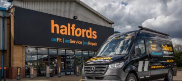 Halfords this morning said that it was on track to post full year profit of £90m to £100m as a pandemic-inspired cycling boom continued.