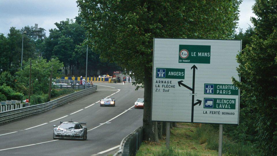 McLaren F1 at Le Mans