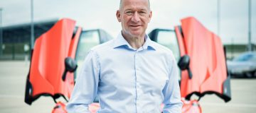 McLaren CEO Mike Flewitt optimistic despite fears of second wave