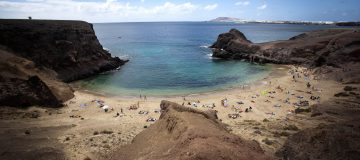 SPAIN-TOURISM-LANZAROTE