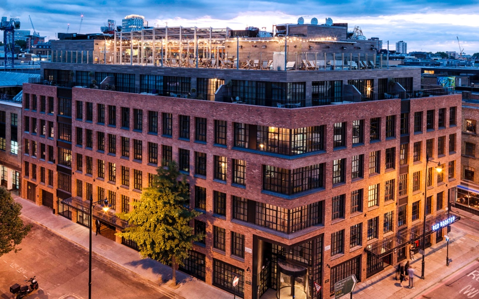The Mondrian Shoreditch London