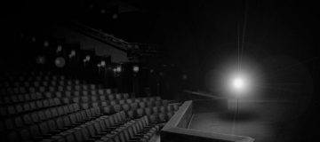 The Ghost Light at the barbican