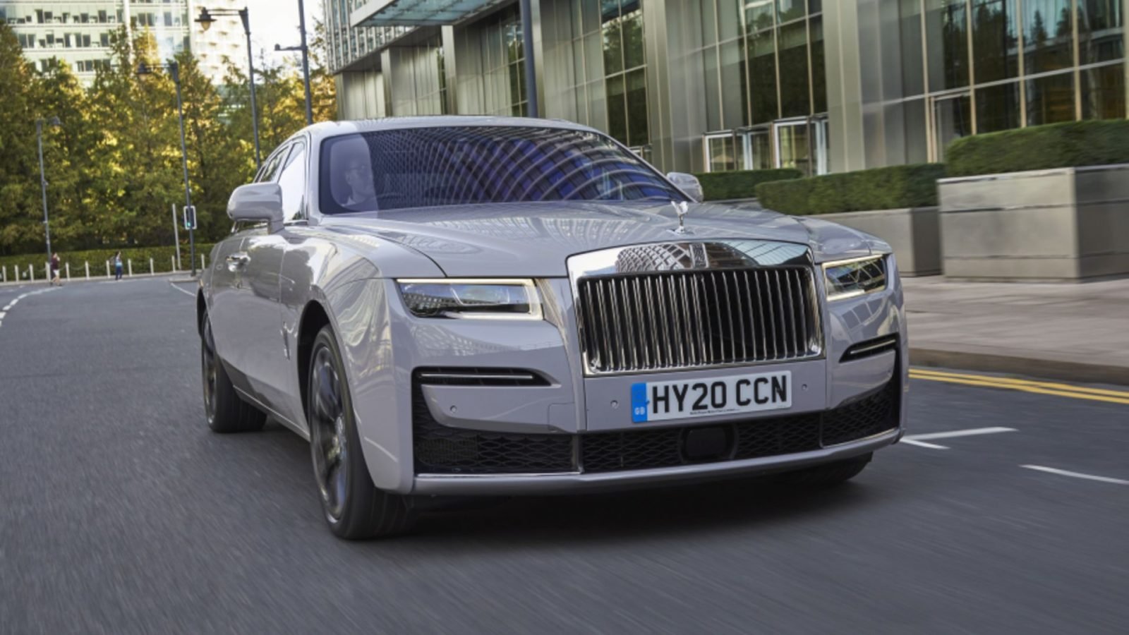 Reviving the golden era of car journalism in a new Rolls-Royce Ghost