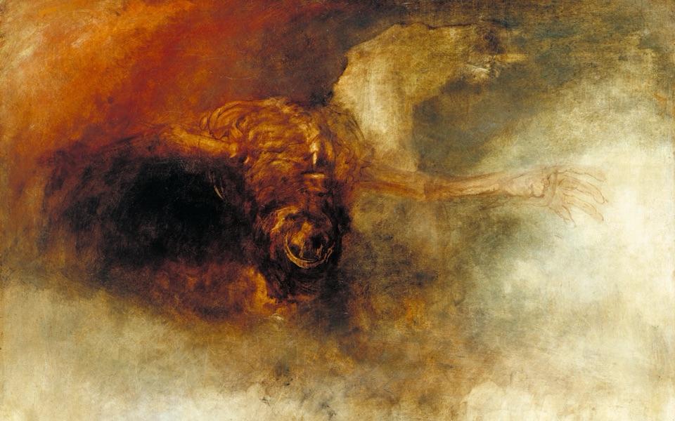 Turner's Modern World at the Tate Britain