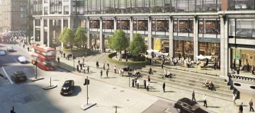 New images: Eataly food emporium confirms Broadgate opening