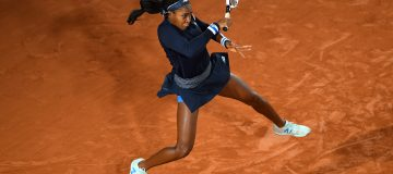 Teenager Coco Gauff, who lit up Wimbledon last year, is one of Mouratoglou's latest projects