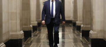 Andrew Bailey Bank Of England BoE