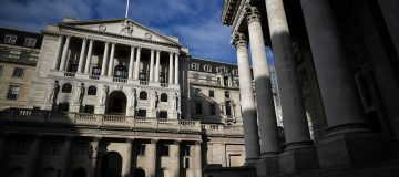 bank of england boe negative interest rates