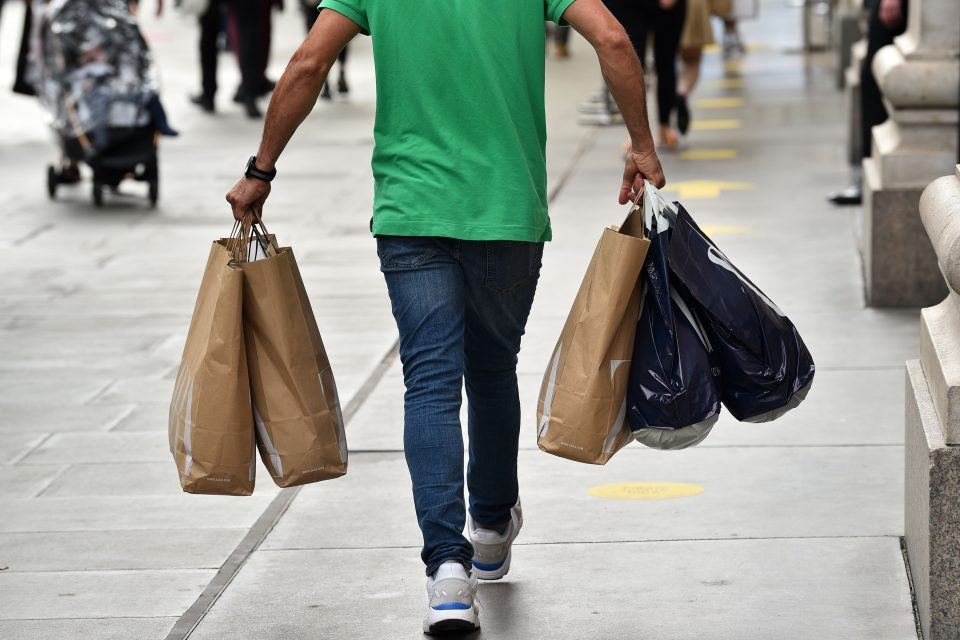 uk retail high streets end of lockdown 12 april