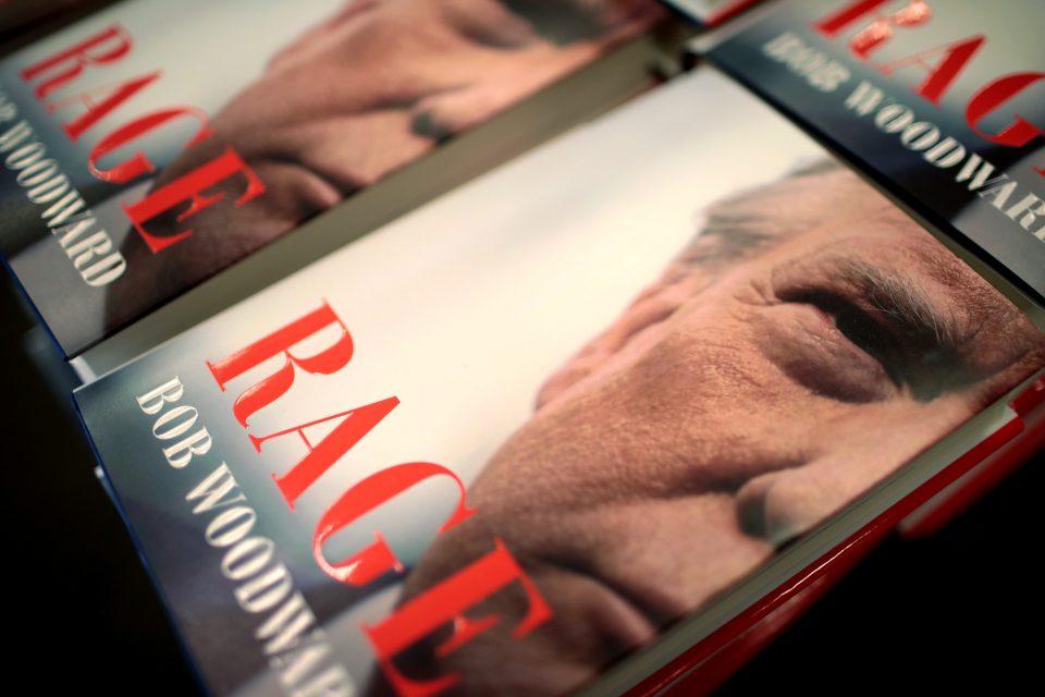 "Bob Woodward Book ""Rage"" Hits Bookstores"