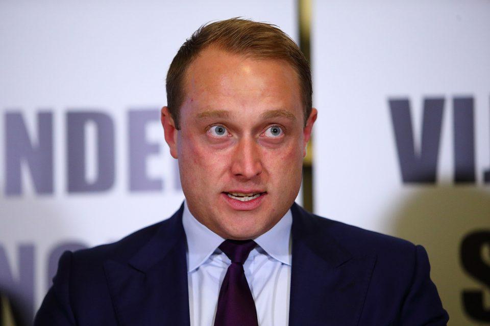 Francis Warren is expanding Queensberry Promotions' activities to Poland