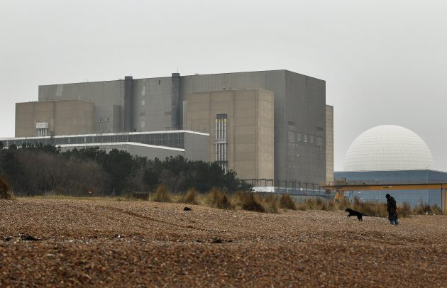 Britain's Nuclear Power Stations Face New Scrutiny Following Japanese Nuclear Plant Failures