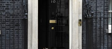 British Prime Minister Re-shuffles Her Cabinet