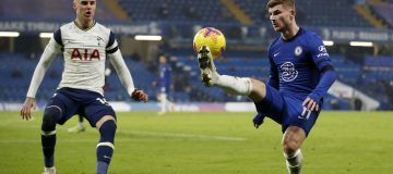 Chelsea and Tottenham drew 0-0 on Sunday in a London derby that lacked its usual spice