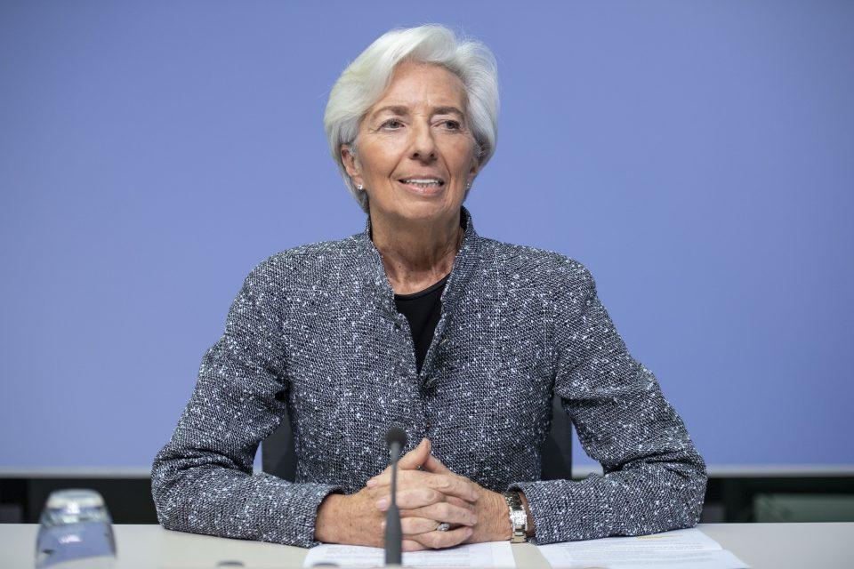 Christine Lagarde ecb coronavirus covi-19 vaccine