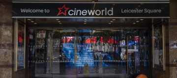 Struggling Cineworld leads the list of 10 most shorted UK stocks