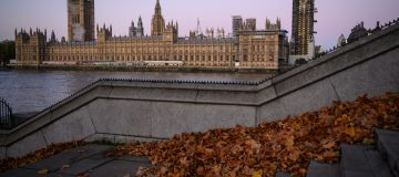 Commons To Vote On Second National Coronavirus Lockdown For England
