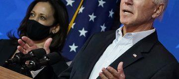 Democratic Presidential Nominee Joe Biden Makes A Statement In Wilmington