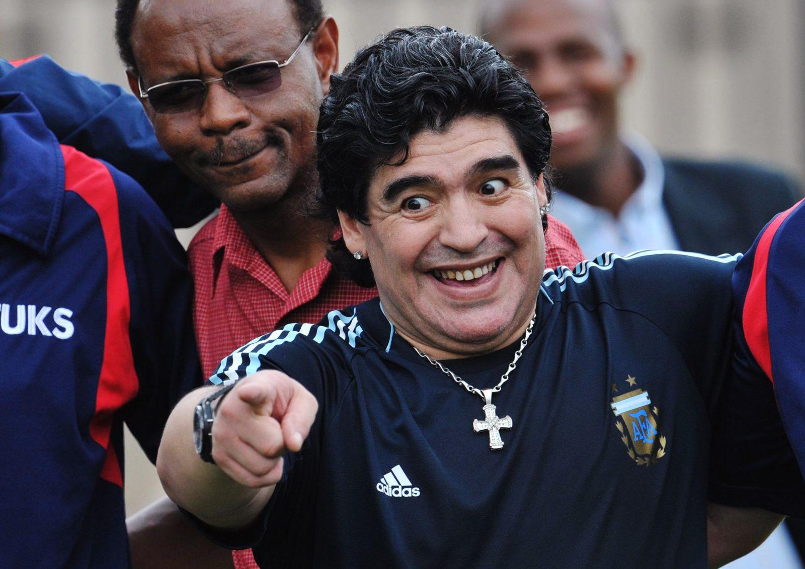 Diego Maradona: Maverick spirit lives on in today's athlete activists