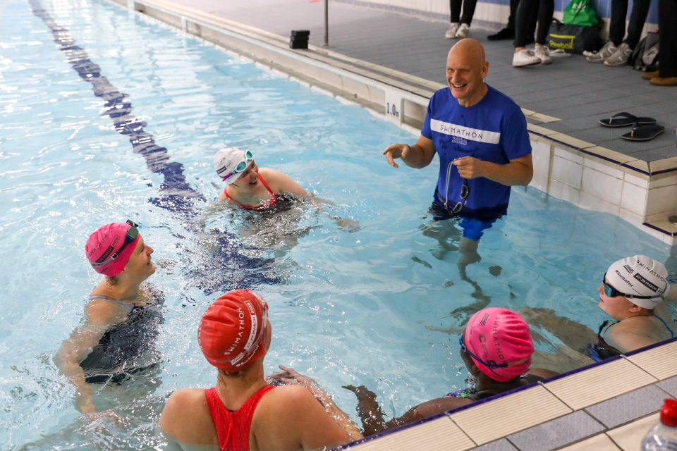 Sport and exercise such as swimming has a estimated economic and social value of £85bn