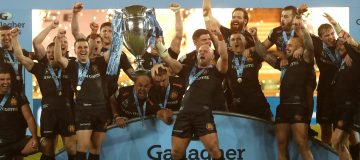 Exeter won the Premiership less than a month ago but begin their title defence on Friday night at Harlequins