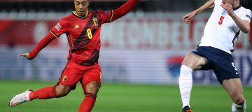 Belgium, the world No1-ranked nation, beat England 2-0 on Sunday in the Nations League