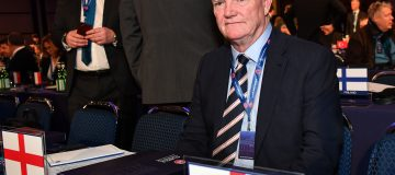 Greg Clarke has stepped down after four years as FA chairman