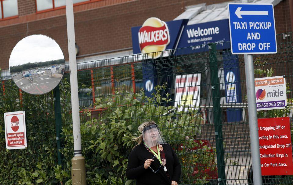 First Full Day Of Regional Coronavirus Lockdown In Leicester