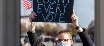 GERMANY-US-VOTE-PROTEST