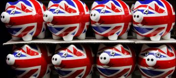 Government Announces That The UK Is Officially In Recession