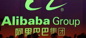 HONG KONG-CHINA-TECHNOLOGY-STOCKS-ALIBABA