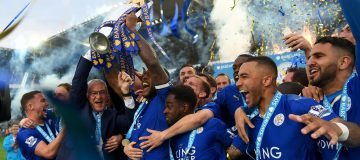 Leicester won the Premier League in 2016