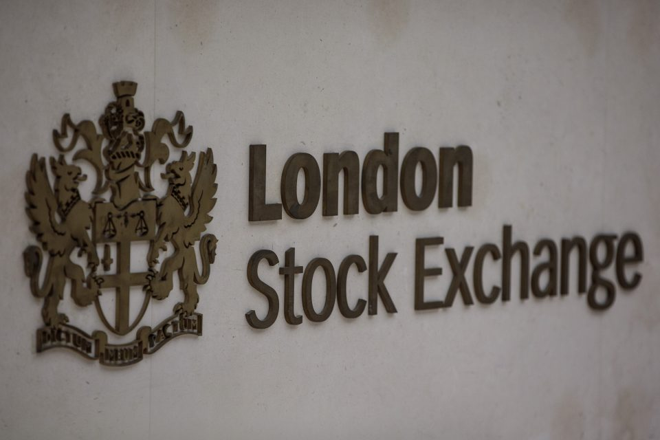 London's stock market is shrinking faster than rivals