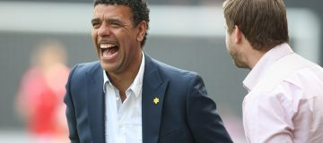 Chris Kamara has gone from cult hero to fronting prime time TV and is now a recording artist