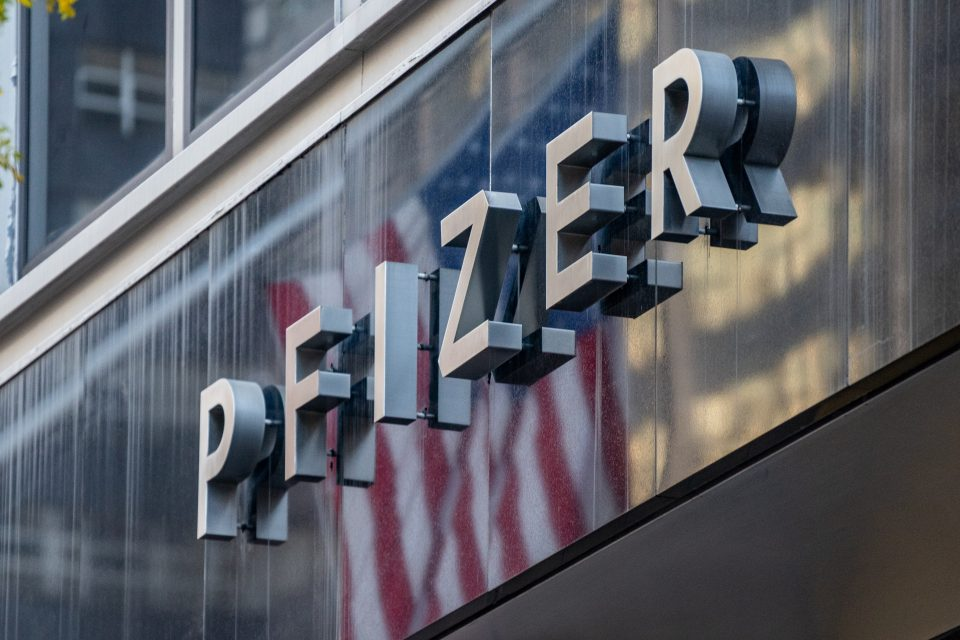 Pfizer COVID-19 Vaccine Data Shows 90 Percent Effective Rate