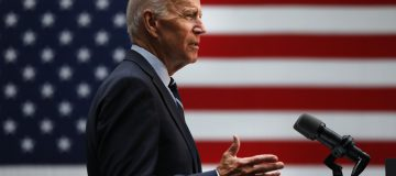 Presidential Candidate Joe Biden Delivers Foreign Policy Address In New York