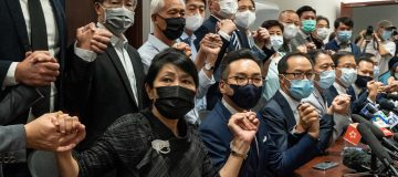 Pro-democracy Lawmakers Ousted From Hk Parliament After Ruling From Beijing