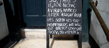 Pubs And Restaurants To Close Nationwide In Fight Against Coronavirus