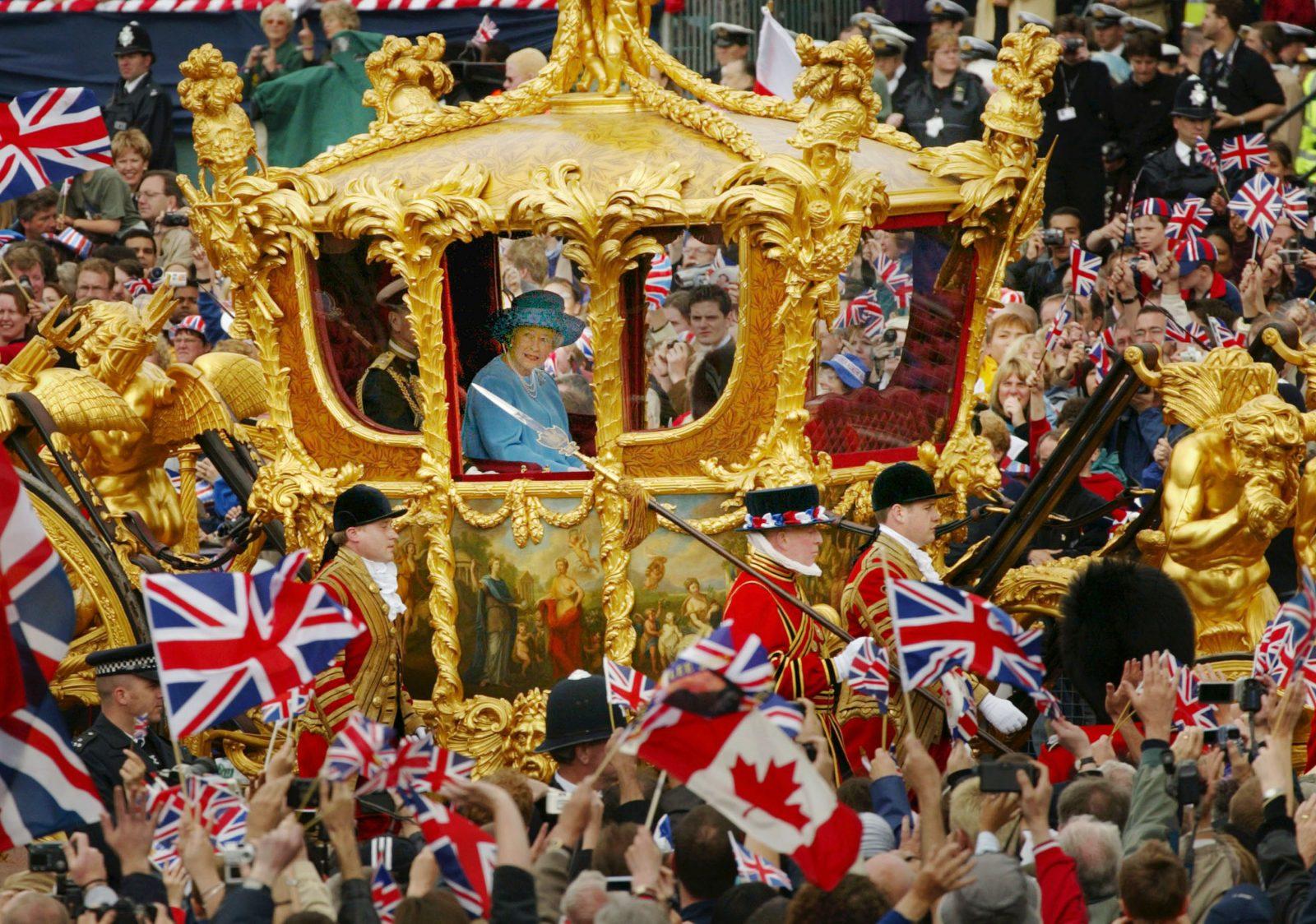 El concurso de Queen's Platinum Jubilee será más grande y atrevido que el de Victoria en 1897
