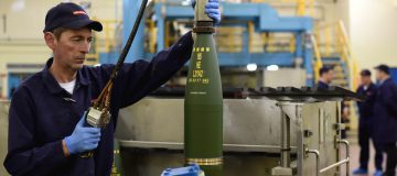 Defence giant BAE Systems has today signed a £2.4bn contract to supply the UK's armed forces with ammunition for the next 15 years.