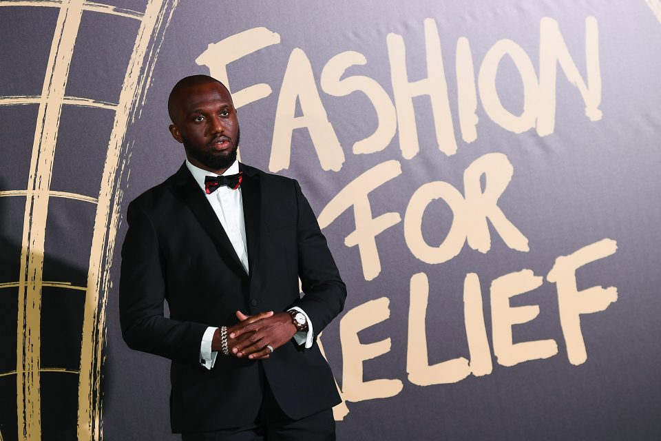 Red Carpet Arrivals - Fashion For Relief London 2019