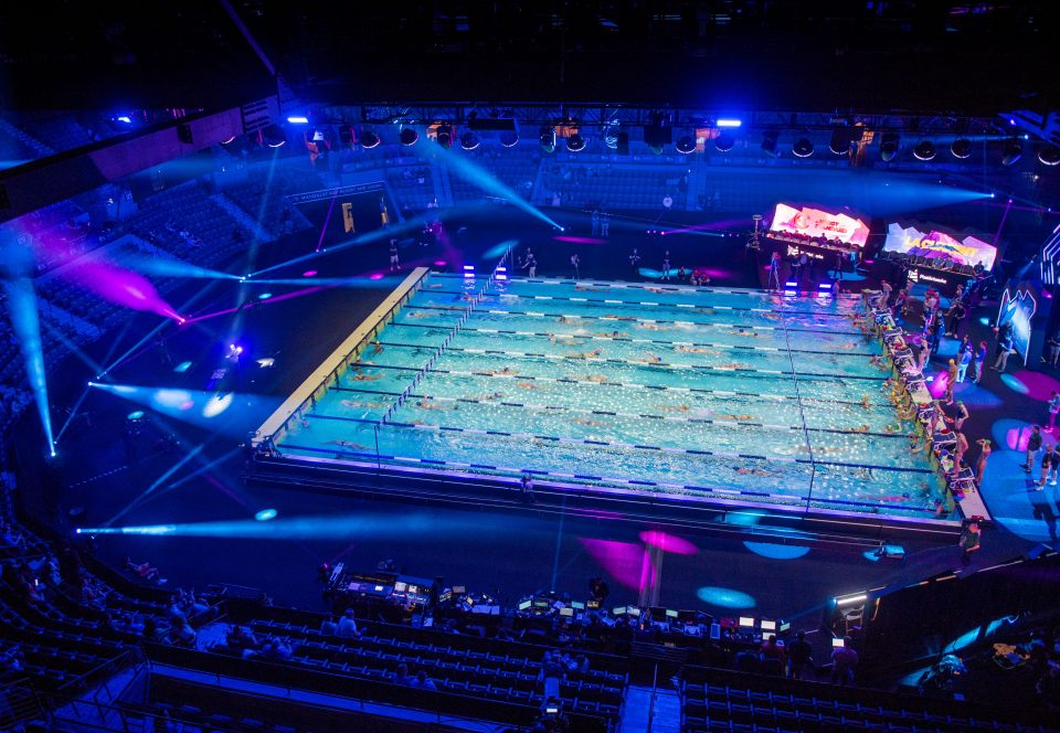 The International Swimming League launched last year and is currently in its second season