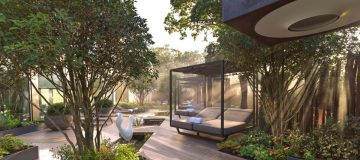The UK's first private member's spa Sopwell House