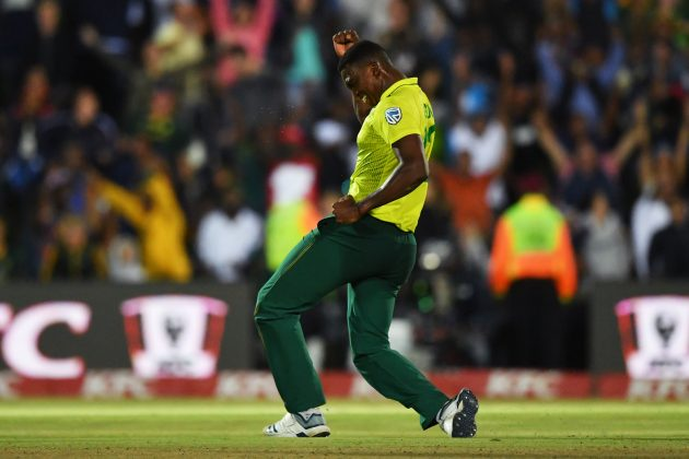 South Africa fast bowler Lungi Ngidi is the first cricketer to sign to Roc Nation Sports