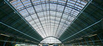St Pancras International Station Begins Its Eurostar Service
