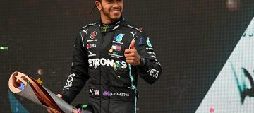 Lewis Hamilton secured his seventh Formula 1 title today in Turkey