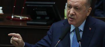 TURKEY-POLITICS-PARLIAMENT-LIRA