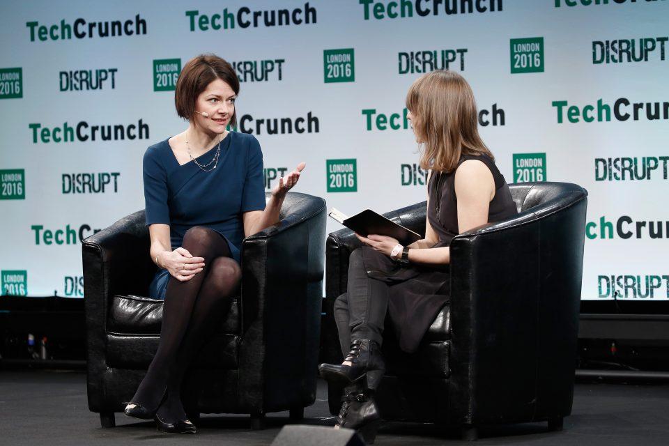 TechCrunch Disrupt London 2016 - Day 1